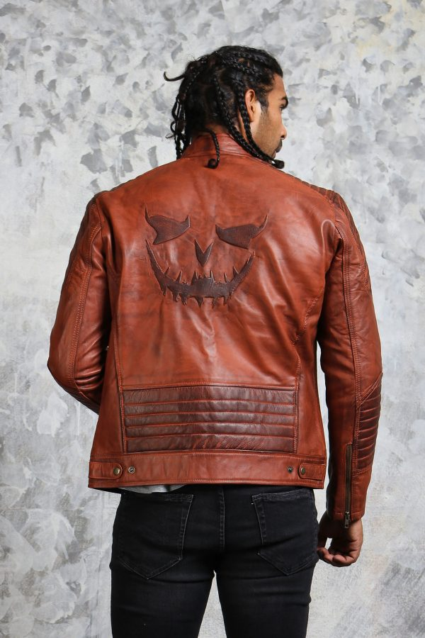 Killing Joke Suicide Squad Leather Jacket